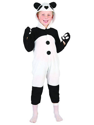 Kids Toddler Animal Party Sweet Panda Bear Fancy Dress Costume Age 2-3 Years New](Panda Bear Costume Kids)