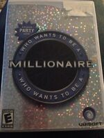 Nintendo Wii - who wants to be a millionaire (like new)