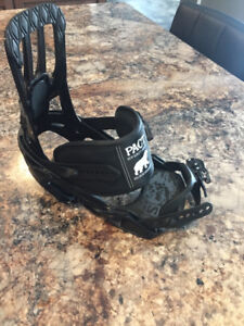 Salomon Snowboard Bindings Brand New