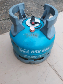CALOR GAS 6kg BARBEQUE/PATIO HEATER BUTANE BOTTLE/CYLINDER BARBECUE BB