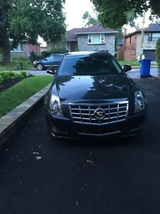 2012 Cadillac CTS Berline NOIRE