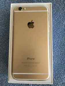 IPHONE 6 in GOLD **MINT**