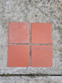 170 6x6 inch terracota tiles
