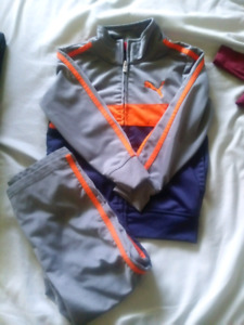 Boys size 4 lot - with Puma Track Suit