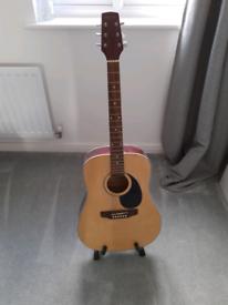 Peavey Acoustic Guitar (PVI706)