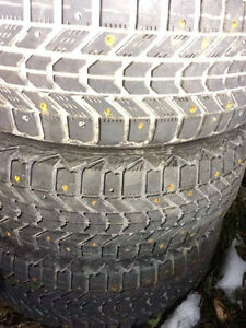 pneus hiver
