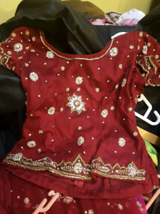 Indian Bridal lehenga for sale