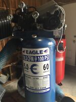 Compresseur 5 HP Eagle