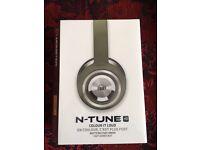 Brand new ntune headphone