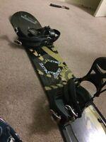 Ltd snowboard