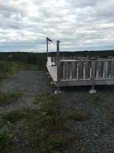 One half Acre / deck/ septic (YEARLY CAMPING LOT RENT )