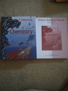 Mint 5th Chemistry the Molecular Nature (Silberberg)