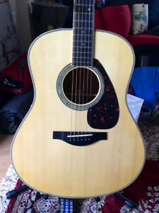 Solid Wood - Yamaha LL16M ARE - Acoustic/Electric Guitar - $990