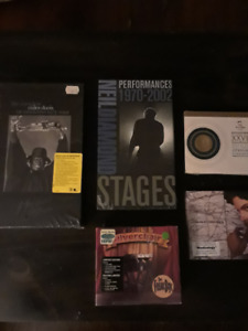 Box Sets CD Collector Items; Miles Davis,Neil Diamond,Prince etc