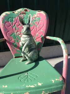 Ceramic Bunny - great for the garden and at a great price!