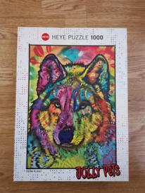 1000 jigsaw puzzle