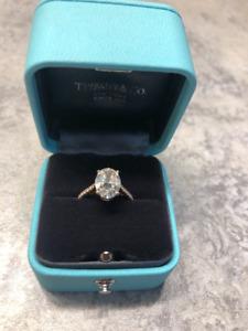 """Custom """"Novo"""" Tiffany Engagement ring"""