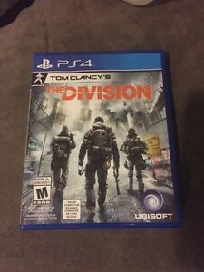 Ps4 Tom clancys the division sell or trade
