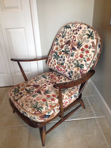 Beautiful Antique Solid Wood Chairs