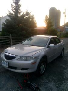 2004 Mazda 6 2.3L