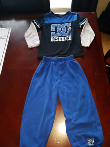 Boys size 4 DC outfit