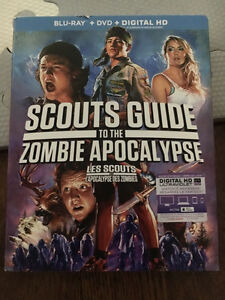 Scouts Guide Blue-Ray new in packaging