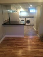 BRIGHT, newly renovated 2BDR Basement Suite