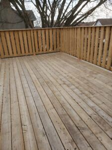 2 BEDROOMS + DECK - LOCATION!! DOWN TOWN - $2,590