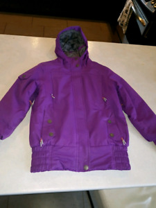 Firefly girl winter jacket