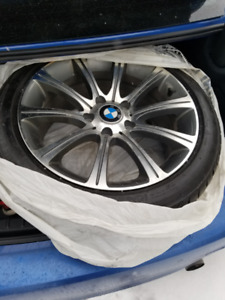 Bmw winter kit-pneus d'hiver mags 225/45/17 Bridgestone Blizzak