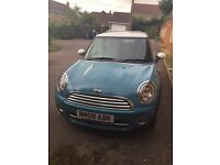 Mini Cooper D, Cool Blue, Excellent condition, Economical