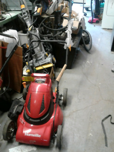 LAWNMOWER WITH WARRANTY FROM $95