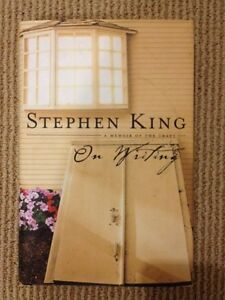 STEPHEN KING-A MEMOIR OF THE CRAFT-ON WRITING