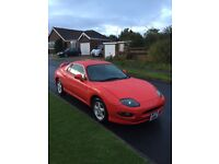 Mitsubishi FTO GR 2.0 Sports Manual 1 year MOT