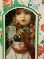 Official Anne of Green Gables Porcelain Hand-Painted Doll