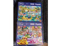 disney jigsaw , 100 piece jigsaw