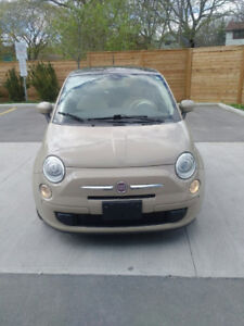 2012 Fiat 500 POP>CLEAN CAR> Only 87K