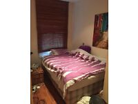 1 double bedroom available in 3-bed flat in Clapham North/Brixton