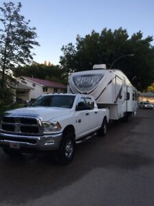 2012 SABRE 34TBOK Glamping at it's best!