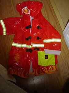 Fireman's outift Windsor Region Ontario image 1