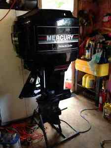 200hp Mercury Outboard Motor