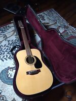 12 String made in Japan Takamine with onboard tuner/mixer