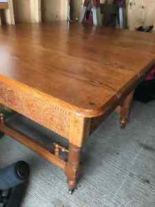 Antique Kitchen or dining room table London Ontario image 2
