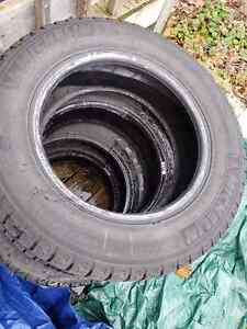 Michelin 195/65 R15 winter tires new Oakville / Halton Region Toronto (GTA) image 2