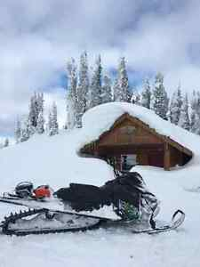 "2014 Skidoo Summit 800 154"" SP Etec T-motion Regina Regina Area image 1"