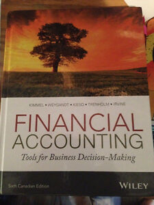 Wiley Financial Accounting textbook