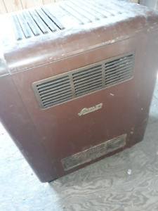Ashley Wood Comfort Heater