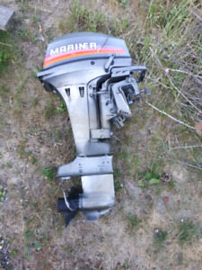 1987 mariner outboard 15hp