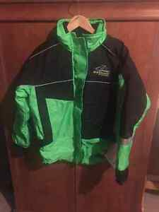 Brand New Mustang IRX Extreme Winter Jacket