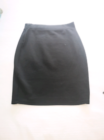 Black Skirt Fitted